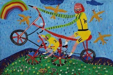 کودکان ایرانی در المپیاد هنری آمریکا درخشیدند